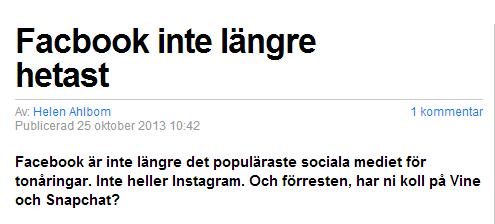 Från Nyteknik.se